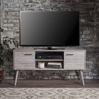 Amarah Mid Century Modern Wood TV Stand by Christopher Knight Home|https://ak1.ostkcdn.com/images/products/18108793/P24264894.jpg?impolicy=medium