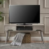 Frieda Mid Century Modern Wood TV Stand with Drawers by Christopher Knight Home