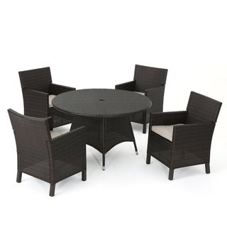 Buy Round Outdoor Dining Sets Online At Overstock | Our Best Patio Furniture  Deals