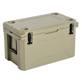 Outsunny 85 Quart Heavy Duty Roto-Molded Cooler / Ice Box