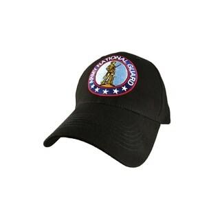 Army National Guard Black Cap