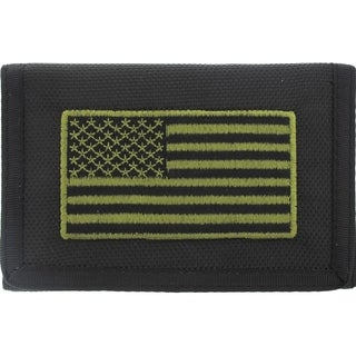 USA Flag Patriotic Wallet