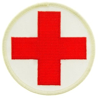 Red Cross Medic Patch 3 Inches