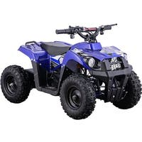 MotoTec Monster 36v 500w ATV Blue