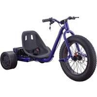 MotoTec Drifter 36v 900w Trike Blue