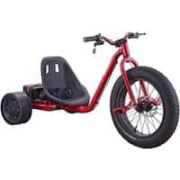 MotoTec Drifter 36v 900w Trike Red