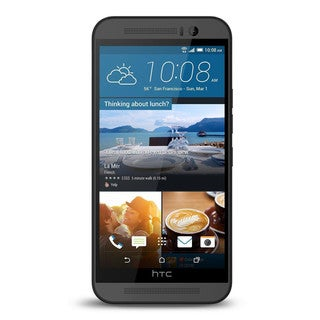HTC One M9 32GB Unlocked GSM 4G LTE Octa-Core Android Phone w/ 20MP Camera - Gunmetal Gray