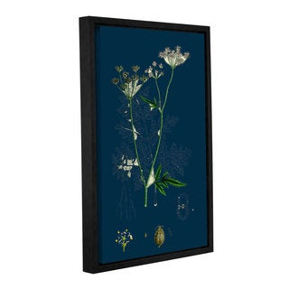 Bridgeman Sclerochloa Rigida, Gallery Wrapped Floater-framed Canvas