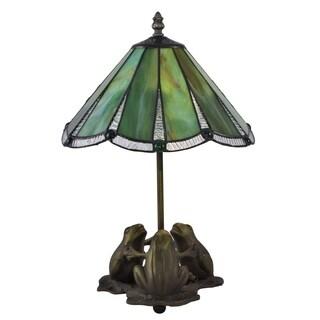 Dale Tiffany Select 17 In. H Terrapin Table Lamp