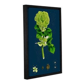 Bridgeman Blue moor Grass, Gallery Wrapped Floater-framed Canvas