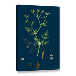 Bridgeman Grey Hair Grass, Gallery Wrapped Canvas