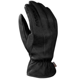 Gordini Black Deerskin Lavawool Glove