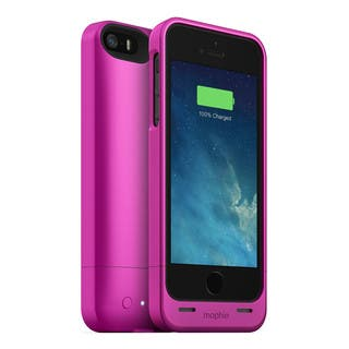 mophie 2544 Juice Pack Helium for iPhone 5/5s/SE - Pink (Certified Refurbished)|https://ak1.ostkcdn.com/images/products/18111888/P24267522.jpg?impolicy=medium