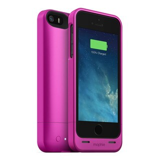 mophie 2544 Juice Pack Helium for iPhone 5/5s/SE - Pink (Certified Refurbished)