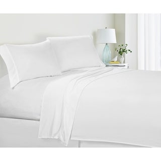 Laurel Creek Franlin Plain Luxury Flat Sheet