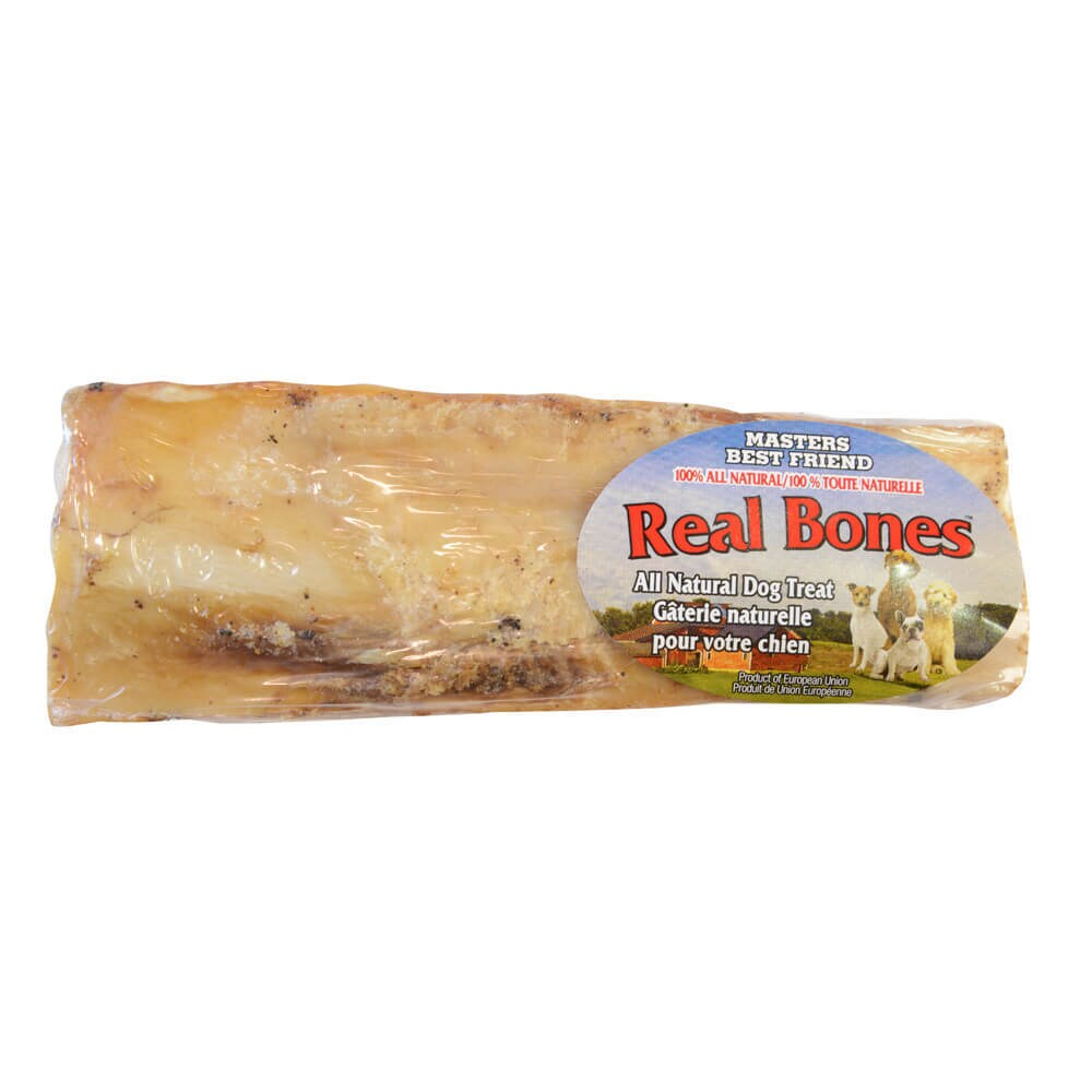 Smokey Real Rib Bone (Ivory) Dog Treat (12 inch Size)