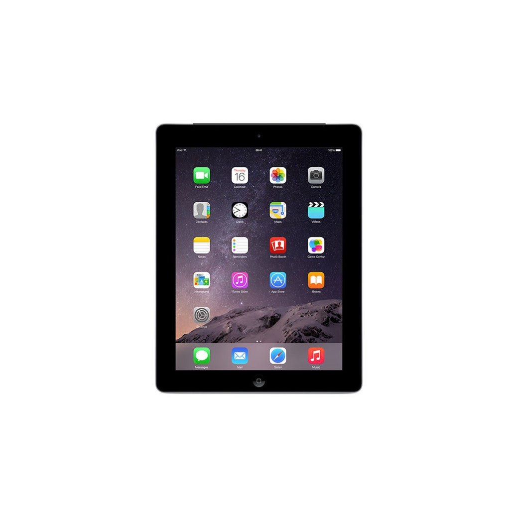 Apple iPad: 4-16GB/Black (MD510LL/A)