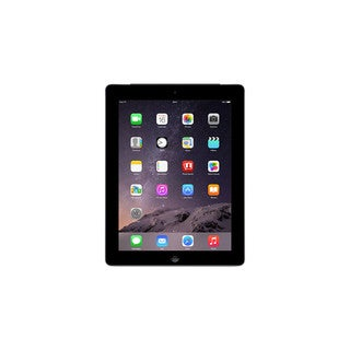 Apple iPad 4, 16 GB, Wi-Fi, Black (MD510LL/A)
