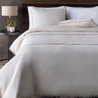Annelie Khaki Modern Duvet Cover Set