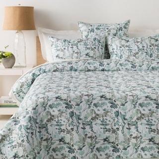 Mirella Mint Modern Duvet Cover Set