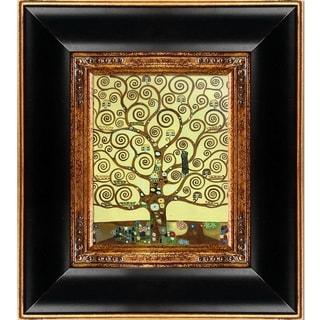 Gustav Klimt 'Tree of Life' Hand Painted Oil Reproduction