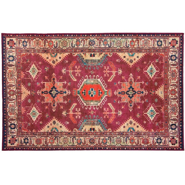 Washable Throw Rugs On Sale: Shop Ruggable Washable Stain Resistant Pet Accent Rug Noor