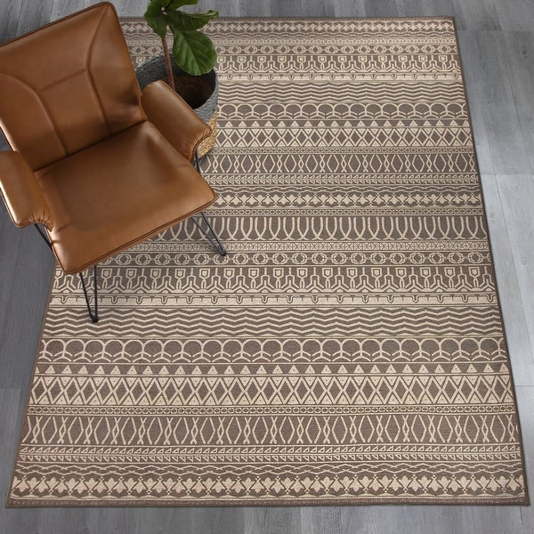 Shop Ruggable Washable Indoor Outdoor Stain Resistant Pet Area Rug