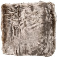 "Roselle Taupe 50"" x 60"" Classic Throw"