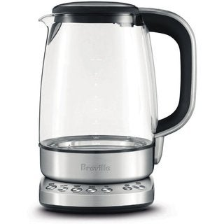 Breville The IQ Glass Variable Temperature Kettle