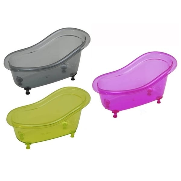 Shop Evideco Claw-foot Bathtub Basket Counter Top Organizer EVE ...