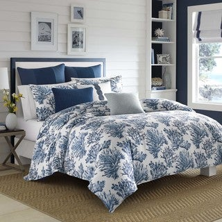 Nautica Cape Coral Duvet Cover Set (2 options available)