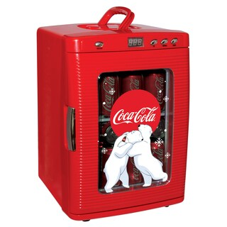 Koolatron Coca Cola 28-Can Fridge (As Is Item)