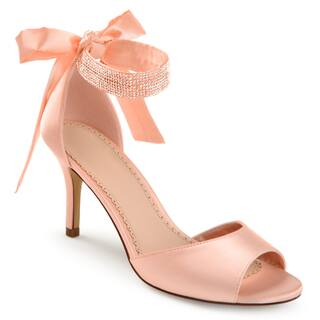 4f0c28b9b842 Buy Pink Women s Heels Online at Overstock