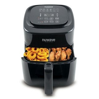 Shop Nuwave 6 Qt Digital Air Fryer Free Shipping Today