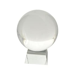 Crystal Glass Sphere Large