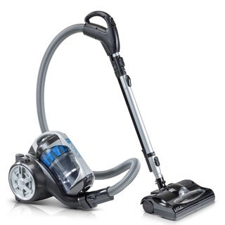 2019 Prolux iFORCE Light Weight Bagless Canister Vacuum Cleaner Hepa Filtration and Power Nozzle