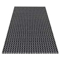 A1HC First Impression Octagonal type 100% Rubber Hollow Mat