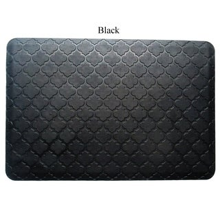 A1HC First Impression Safety Grip Waterproof 100% Rubber Luxurious Anti-Fatigue Mat