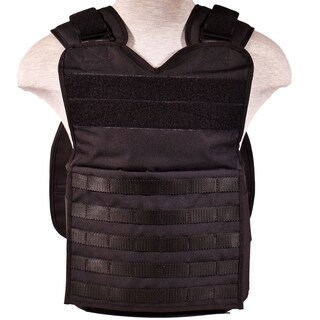 Bluestone Safety Products Tactical Level IV Plate Carrier Vest/ Field Vest/ Paintball Vest/ Airsoft Vest