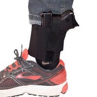 Bluestone Safety Products Rebel Ankle Holster/ Glock 26, 27, 30, 42, 43, S&W Shield, Sig P239/ CCW ankle holster