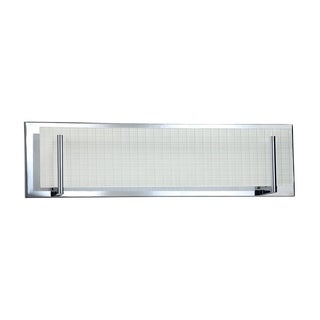 Y-Décor ACELEIGH 4-Light Bathroom Vanity Fixture