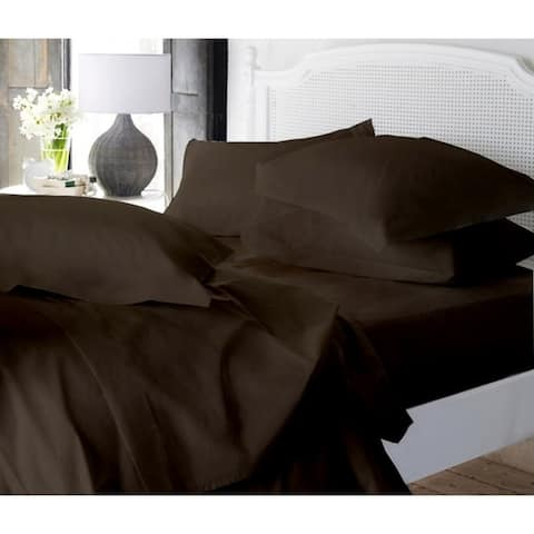 Copper Grove Monbretia 16-inch Deep-pocket Single Fitted Sheet