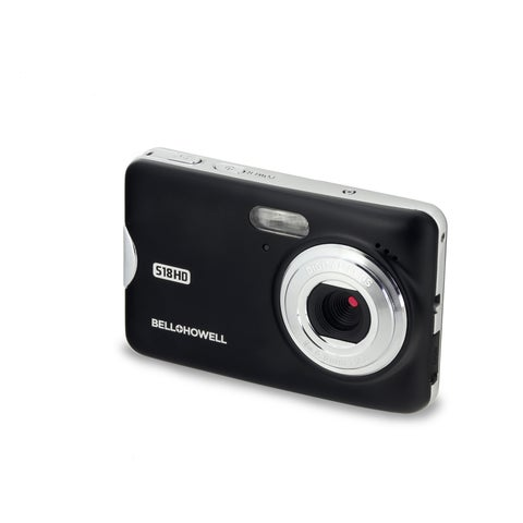 Bell+Howell Slim 18.0 Megapixel Digital Camera with HD Video