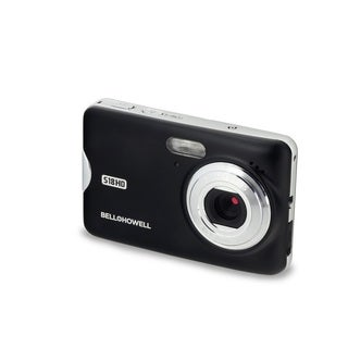 Bell+Howell Slim 18.0 Megapixel Digital Camera with HD Video (2 options available)