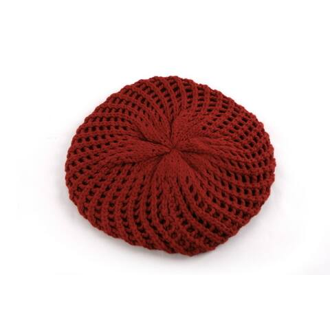 Pop Fashionwear Knitted Beret