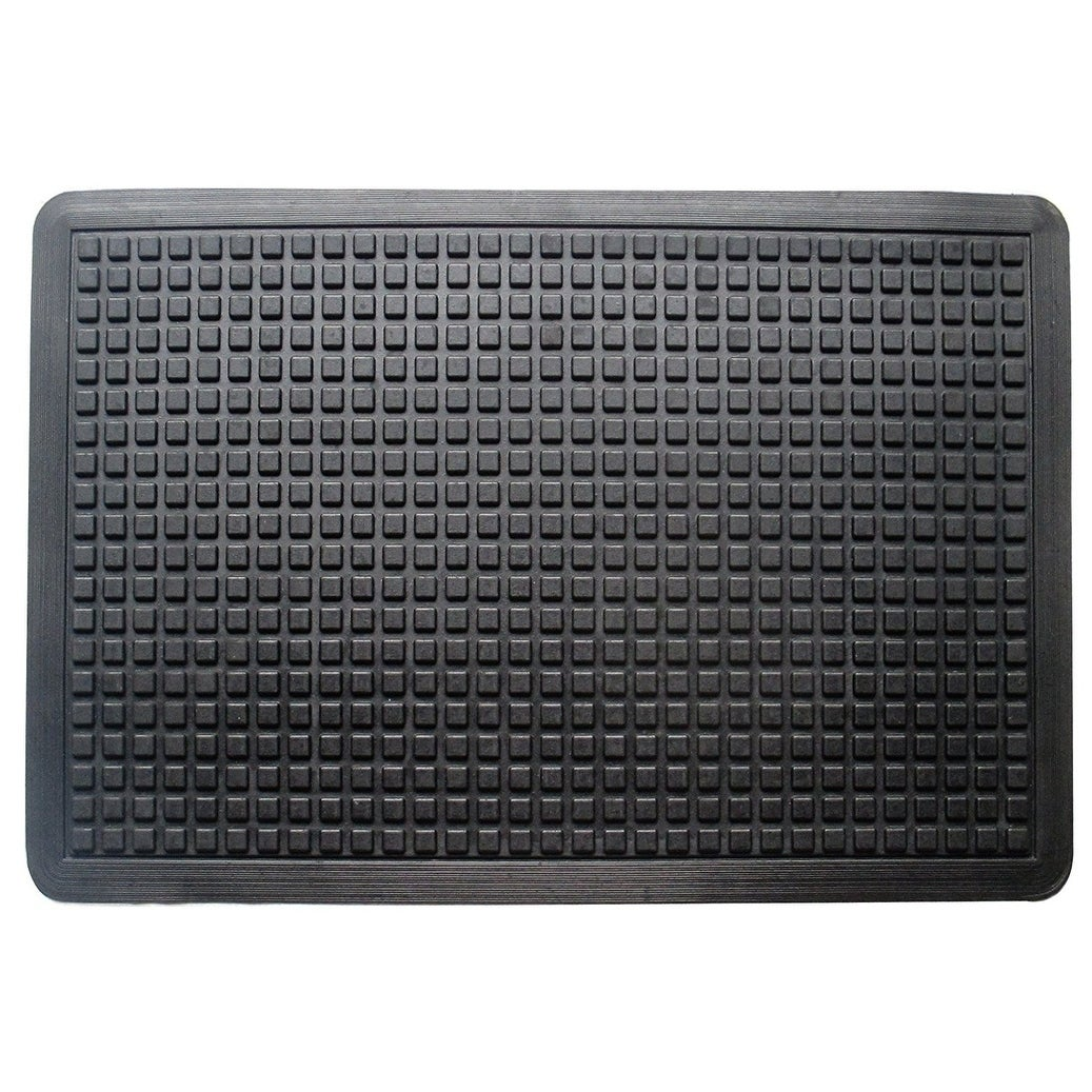 A1HC Bubbles Top 24 In. X 36 In. 100% Rubber Cushion-Ease Anti-fatigue Multi-purpose Mat.