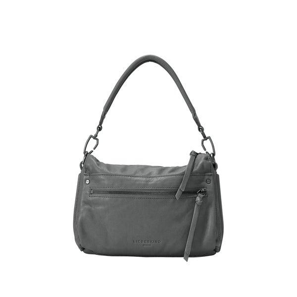 Liebeskind Berlin Santa Clara Sporty Leather Baguette Bag
