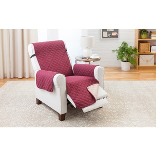 Link to Cozy Home Reversible Furniture Protector for Recliners - recliner Similar Items in Slipcovers & Furniture Covers