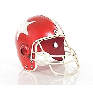 Old Modern Handicrafts Football Helmet