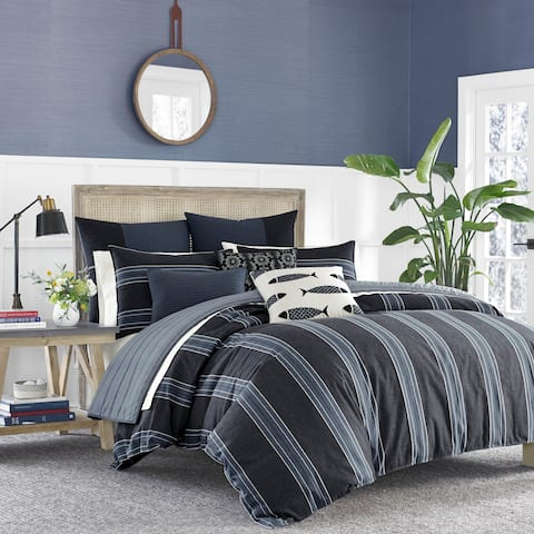 Nautica Lockridge Yarndye Comforter Set